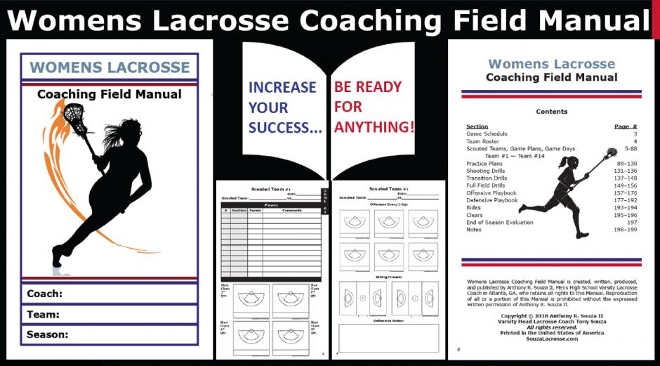womens lacrosse coaching field manual souza lacrosse rh souzalacrosse com Shop Manual Online Honda 9Hp Engine Shop Manual