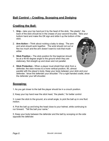 New - Youth Lacrosse Coaching Guide